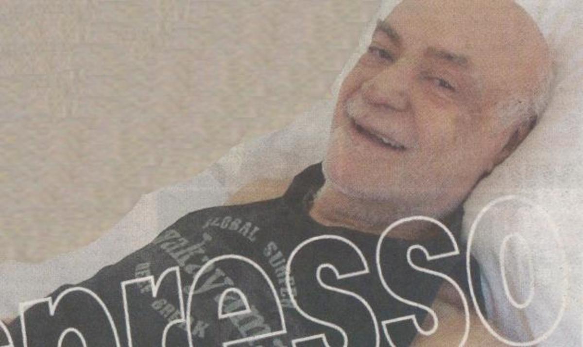 Οι πρώτες ώρες του Α. Μπάρκουλη στο Γηροκομείο Αθηνών | Newsit.gr