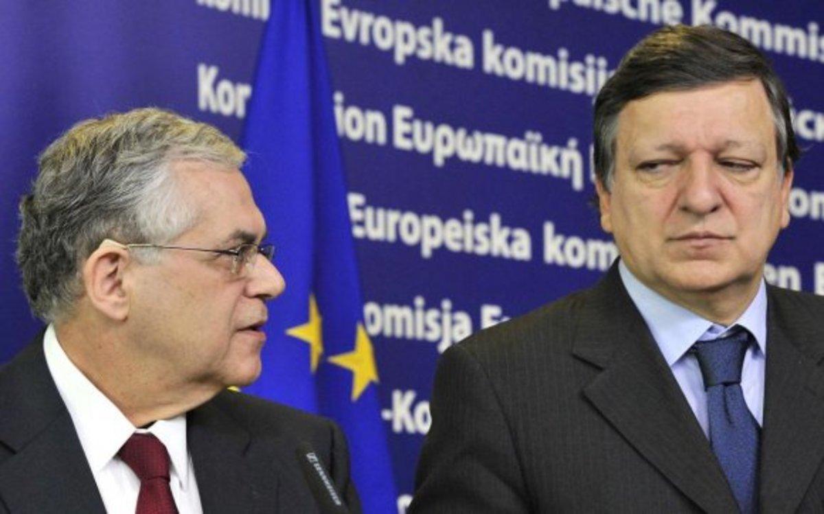 Παπαδήμος προς Μπαρόζο: Στηρίξτε την Ελλάδα | Newsit.gr