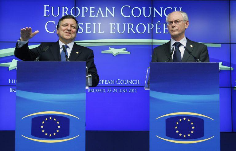 Μπαρόζο-Ρομπάι: Θέλουμε την Ελλάδα στο ευρώ | Newsit.gr