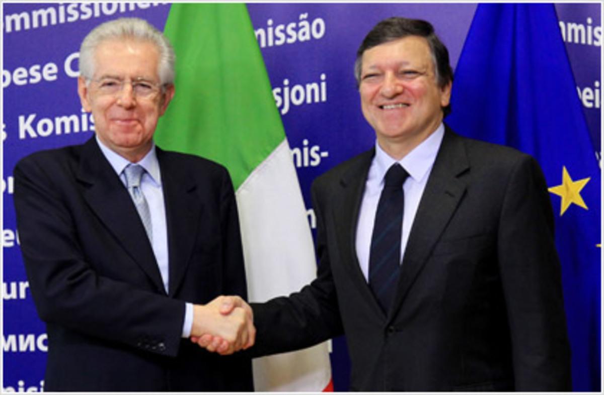 Ο Μπαρόζο προειδοποιεί την Ιταλία:Μην σταματήσετε τις μεταρρυθμίσεις   Newsit.gr