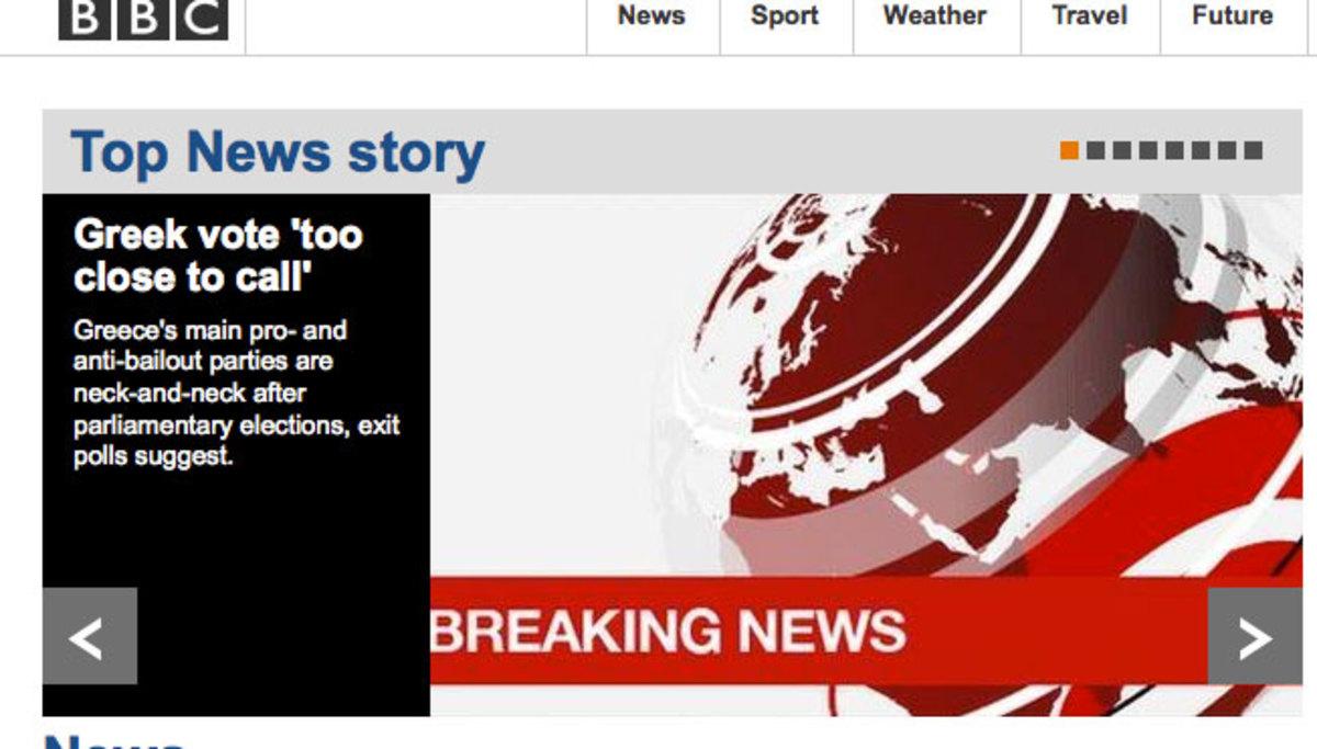 Διεθνή ΜΜΕ: Πολύ νωρίς για νικητή λένε CNN και BBC   Newsit.gr