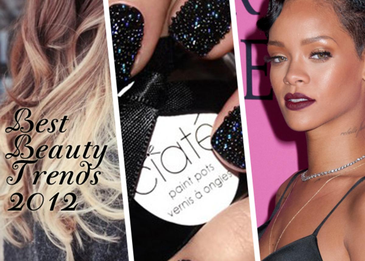 Τα πιο δυνατά trends σε make up, νύχια, μαλλιά που είδαμε το 2012! | Newsit.gr