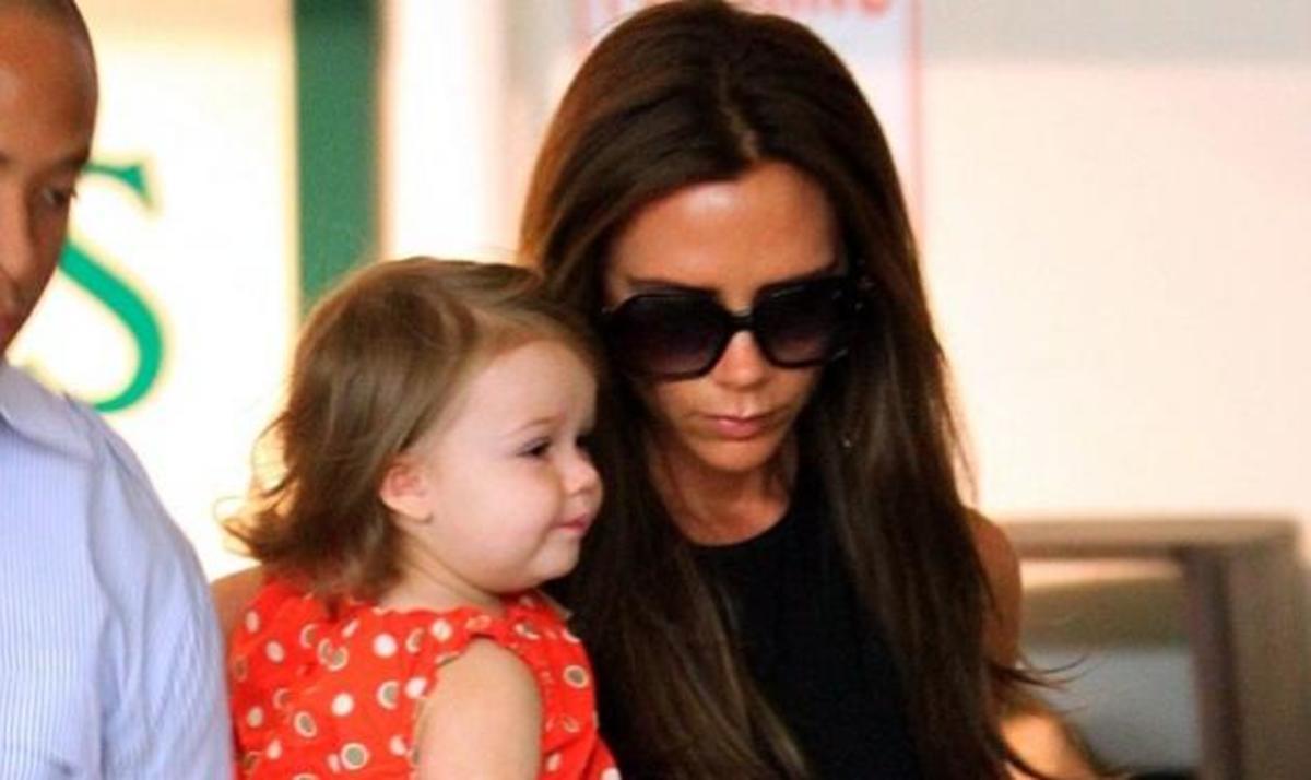 Όσο μεγαλώνει η μικρή Harper γίνεται ίδια με την Victoria Beckham! | Newsit.gr
