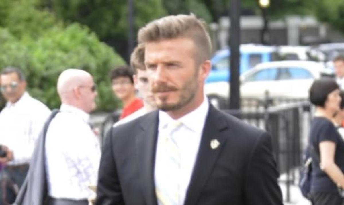 Kαι ο D. Beckham περικοπές; Έγινε κατά 1,6 εκατομμύρια λίρες φτωχότερος | Newsit.gr