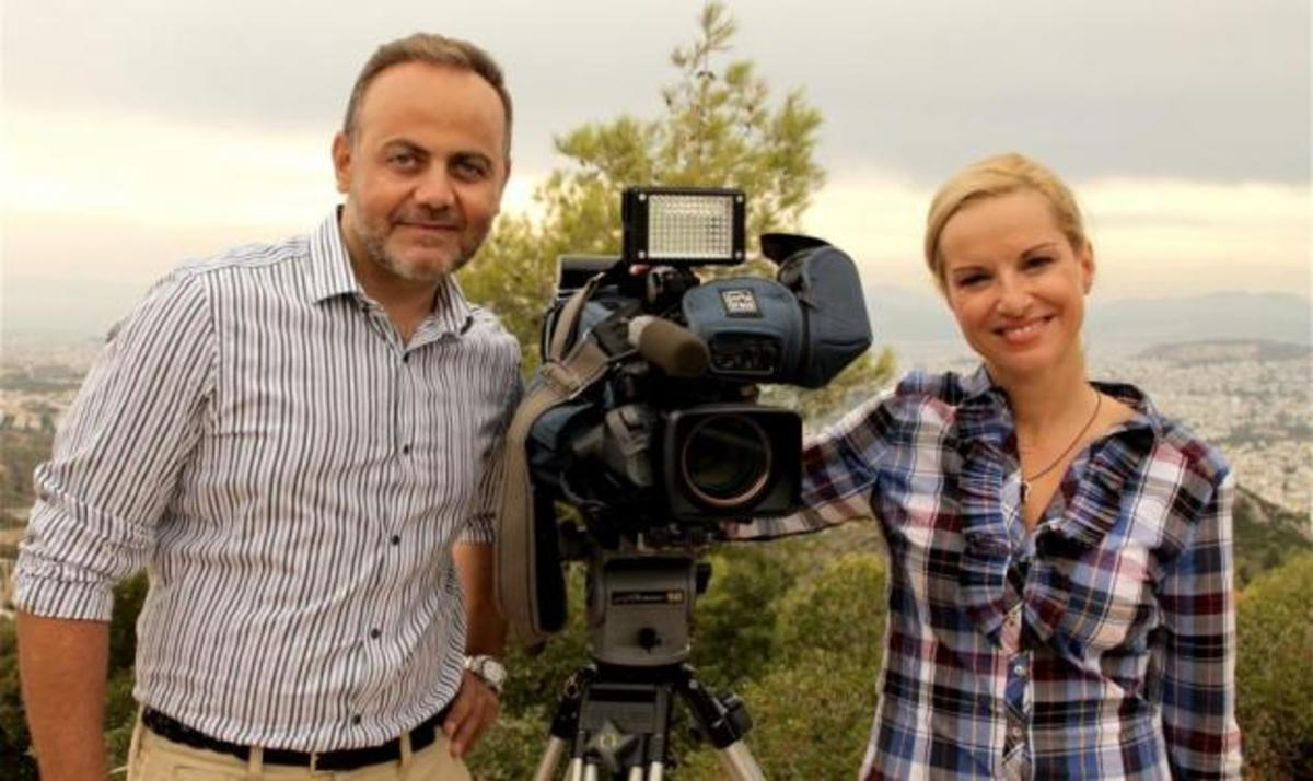 Μ. Μπεκατώρου: Μιλά για την πρώτη ερωτική έλξη που αισθάνθηκε για τον σύζυγό της! | Newsit.gr