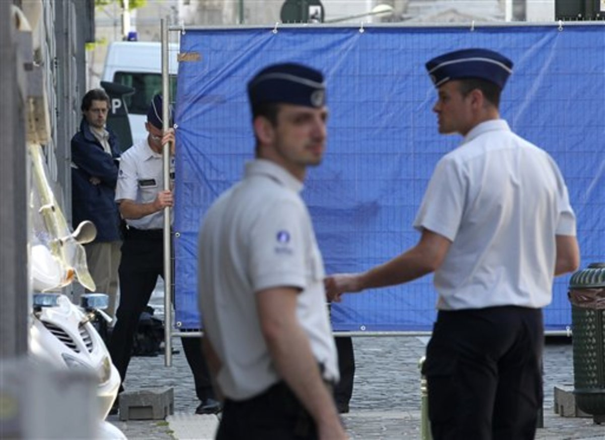 Βέλγιο: Συνελήφθη ο δράστης του μακελειού στα δικαστήρια | Newsit.gr