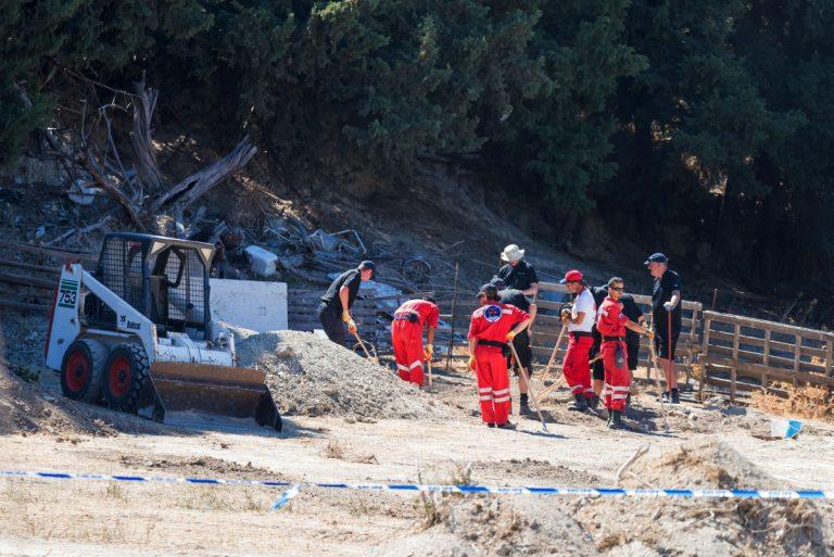 Μικρός Μπεν: Βρήκαν πέντε σκελετούς στο αρχαίο νεκροταφείο – Σε δεξαμενή αποβλήτων επικεντρώνονται οι έρευνες