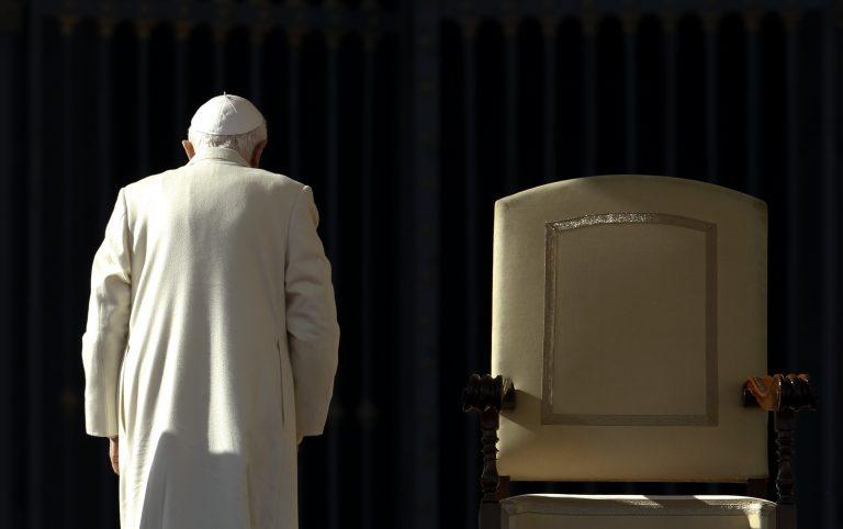 Έργα και ημέρες του Πάπα Βενέδικτου σε φωτογραφίες   Newsit.gr