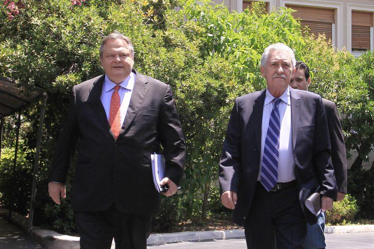 Έντονες διεργασίες στην κεντροαριστερά – Πρόταση αυτοδιάλυσης ΠΑΣΟΚ- ΔΗΜΑΡ και ενοποίησής τους απο μηδενική βάση | Newsit.gr