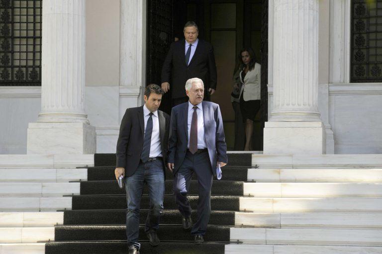 «Σκοντάφτει» ο Βενιζέλος στο όχι του Κουβέλη για να δουν τη Μέρκελ | Newsit.gr