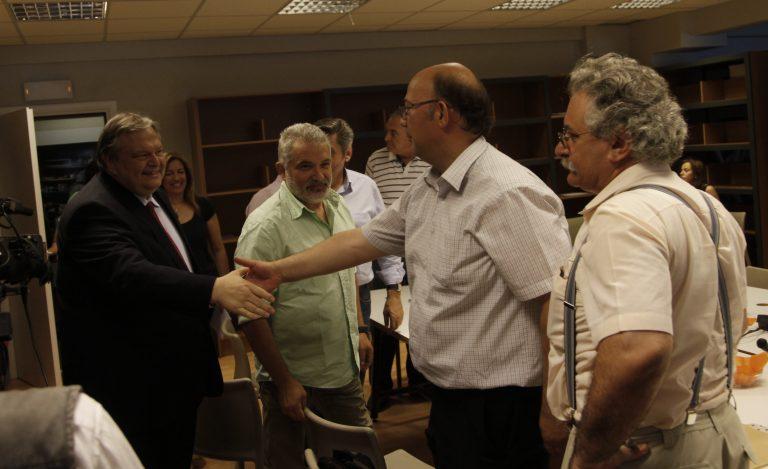 Βενιζέλος: «Όχι σε απολύσεις εκπαιδευτικών»   Newsit.gr