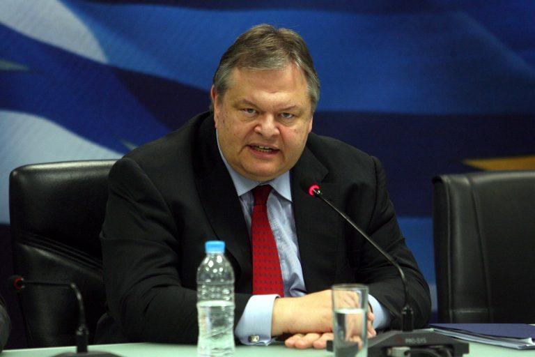 Βενιζέλος: «Η έλλειψη συναίνεσης είναι εικονική» | Newsit.gr