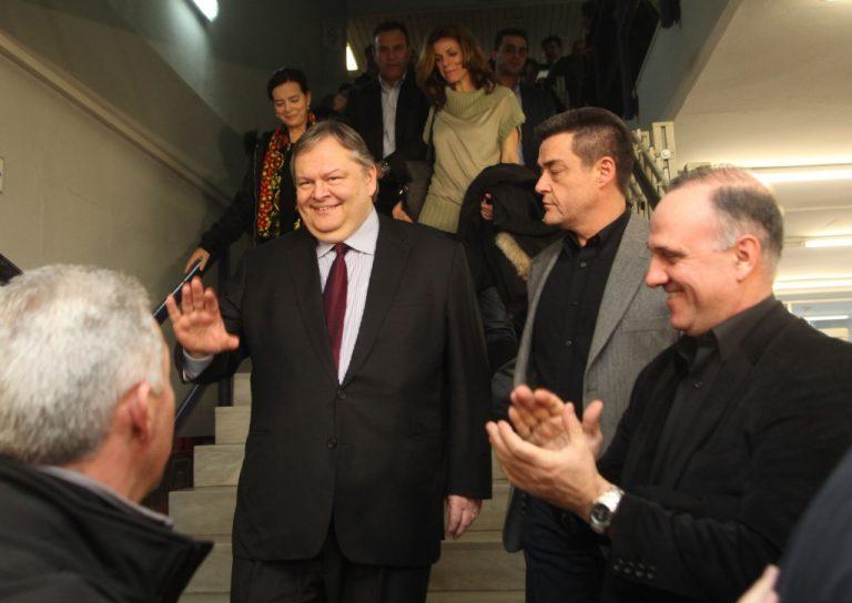 Μετά από τόσο ντόρο τελικά μόνο ένας πάει στον… «τελικό»! – Μόνος υποψήφιος για την αρχηγία του ΠΑΣΟΚ ο Βενιζέλος | Newsit.gr