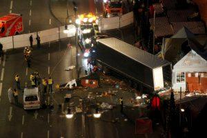 Επίθεση στο Βερολίνο: Το Ισλαμικό Κράτος ανέλαβε την ευθύνη για το μακελειό