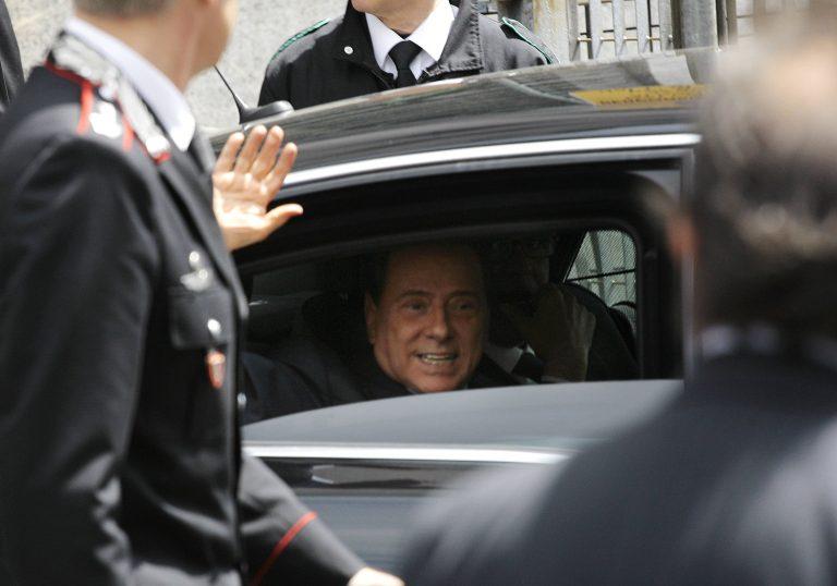 Μπερλουσκόνι: «Οι δικαστές με θεωρούν πολιτικό αντίπαλο»   Newsit.gr