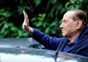 Ο Μπερλουσκόνι κλείνει τα 80 και ετοιμάζεται να το γιορτάσει!