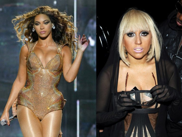 Lady Gaga και Beyonce στο backstage του video phone! | Newsit.gr