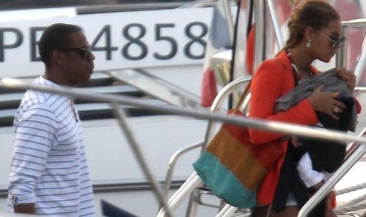 Beyonce – Jay-Z: Πρώτες διακοπές με την κορούλα τους! Δες φωτογραφίες | Newsit.gr