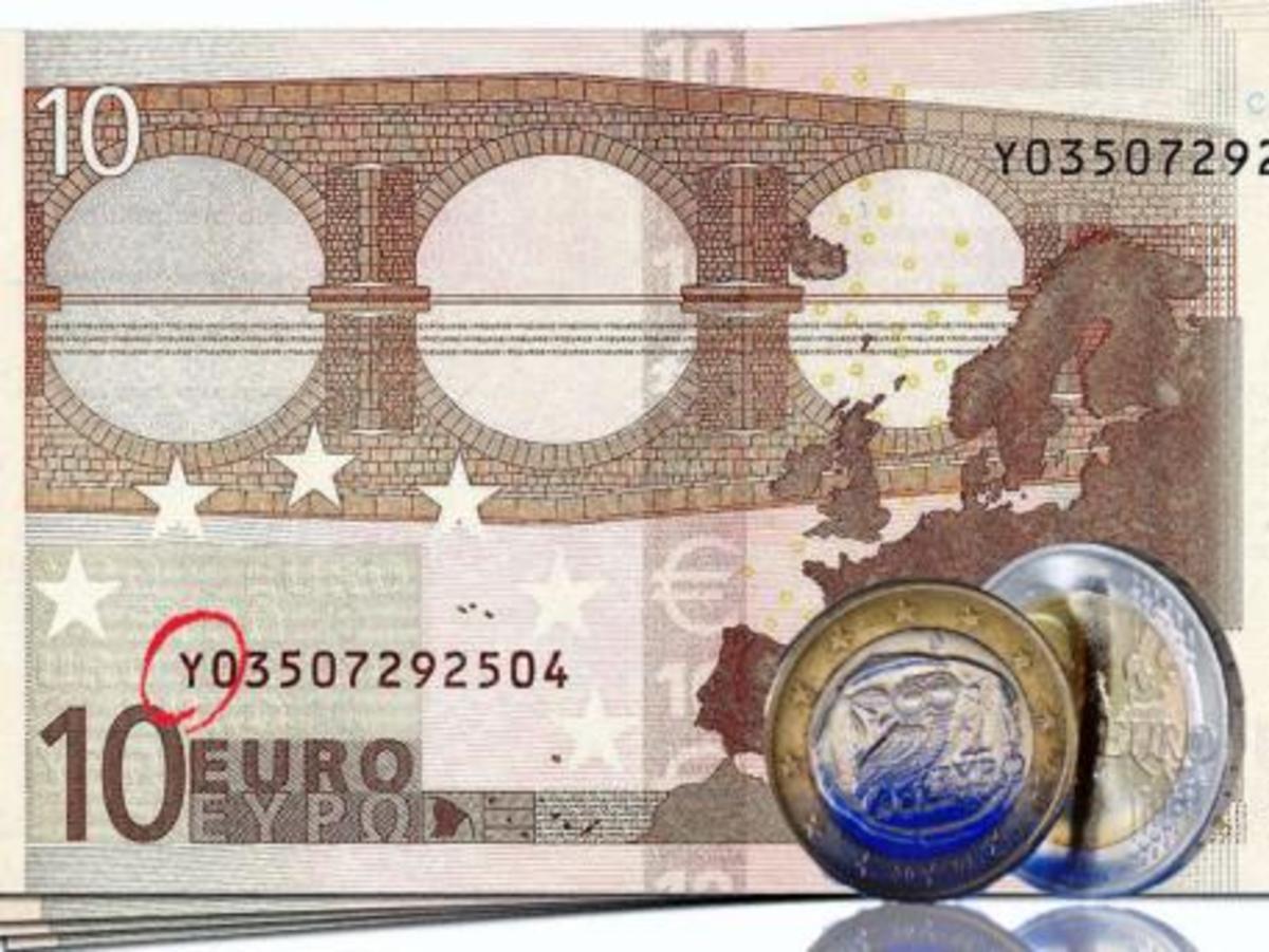 Υποτιμημένα ελληνικά ευρώ να αντικαταστήσουν το κοινό νόμισμα στην Ελλάδα | Newsit.gr