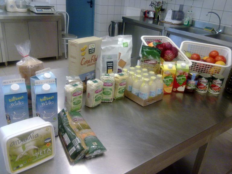 ΘΕΜΑ NEWSIT: Βιολογικά προϊόντα στους παιδικούς σταθμούς της Ηλιούπολης | Newsit.gr