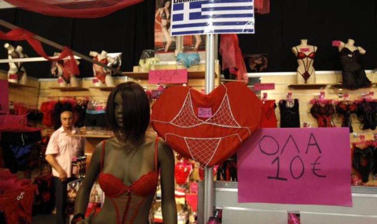 Reuters: H κρίση επηρέασε και την ελληνική βιομηχανία του σεξ | Newsit.gr