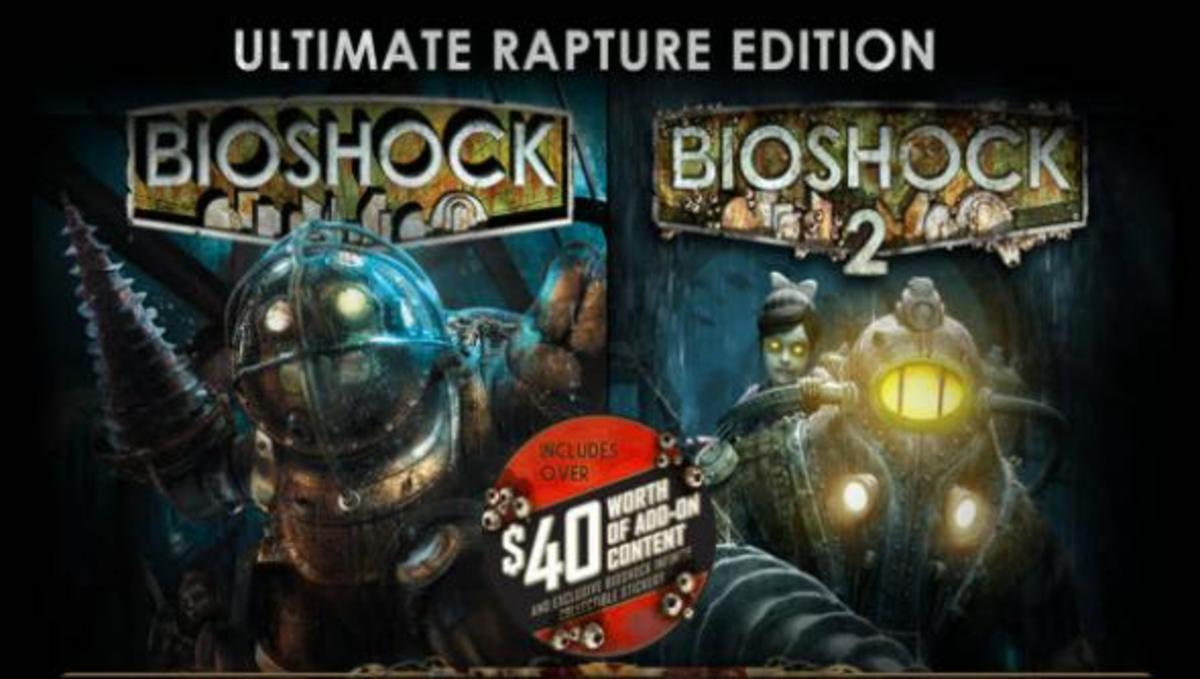 BioShock: Ultimate Rapture Edition | Newsit.gr
