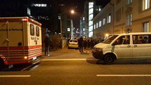 Τραυματίες από πυρά σε ισλαμικό κέντρο στη Ζυρίχη