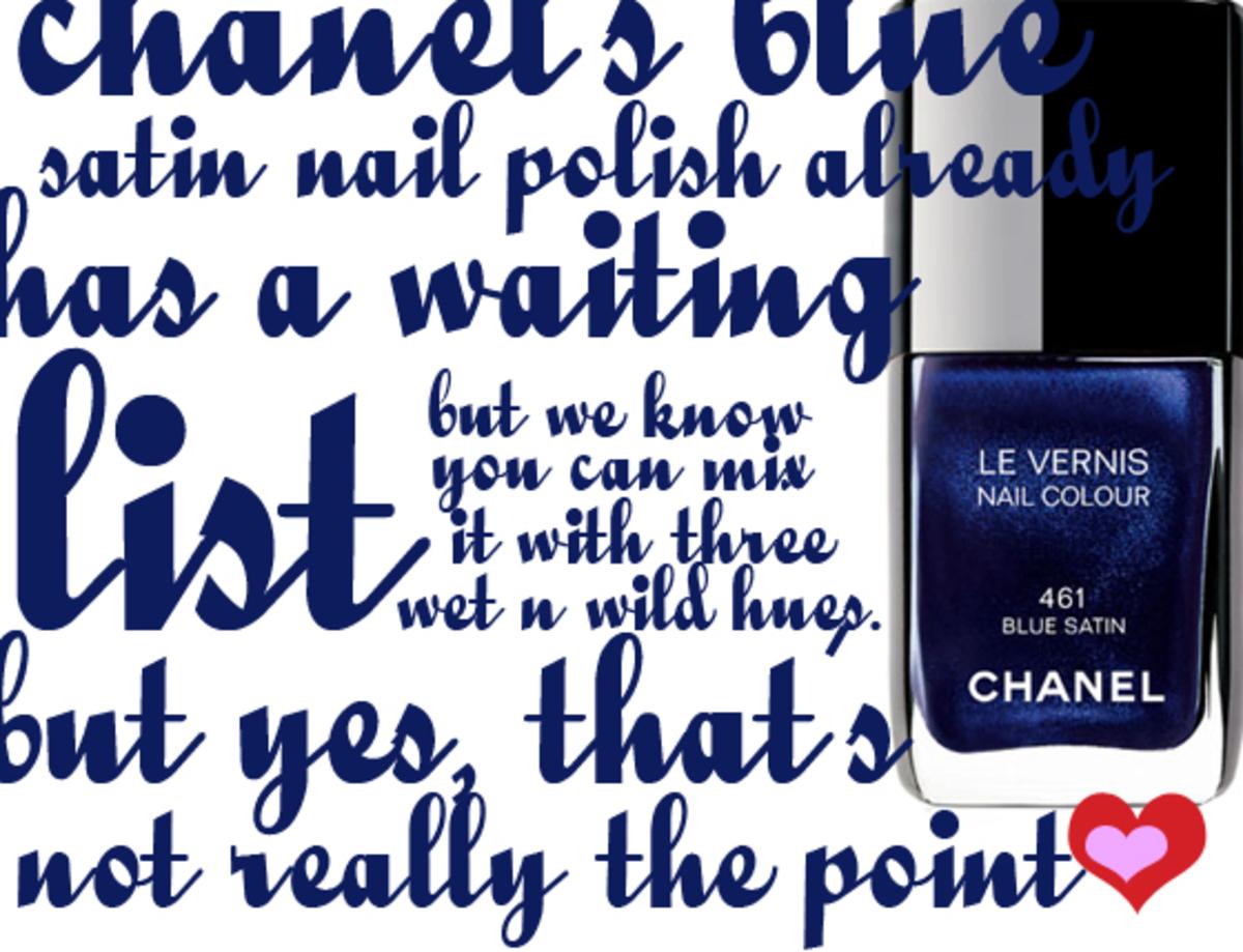 Το μπλε στα νύχια είναι must | Newsit.gr