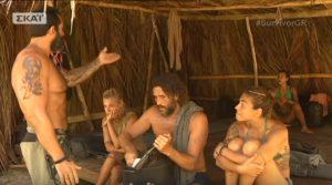 Survivor: Κανείς δεν γλίτωσε από την Παπαδοπούλου! Κακός χαμός με Μπο και Κοκκινάκη [vid]