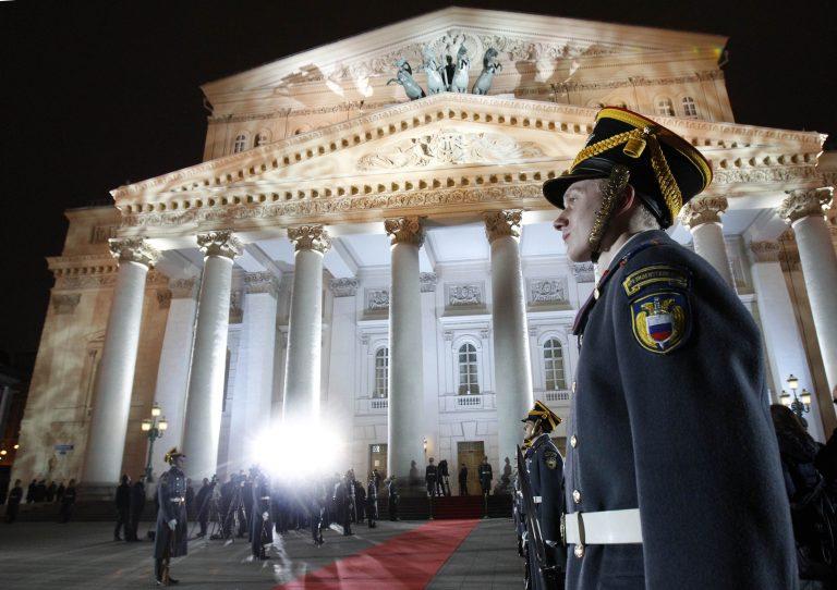 Άνοιξε ξανά το θρυλικό θέατρο Μπολσόι   Newsit.gr