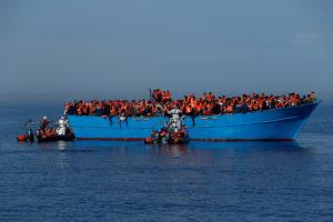 Νεα ναυτική τραγωδία – Φόβοι για πολύνεκρο ναυάγιο στη Μεσόγειο