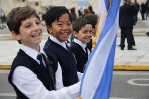 28 Οκτωβρίου: Δείτε την μαθητική παρέλαση στην Αθήνα