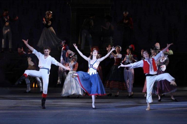 Διάσημος χορευτής του Μπολσόι ανακρίθηκε για επίθεση σε καλλιτεχνικό διευθυντή | Newsit.gr