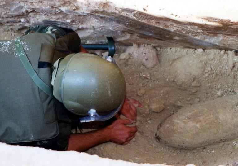 Βόμβα του Β Παγκοσμίου Πολέμου στην Ελευσίνα | Newsit.gr