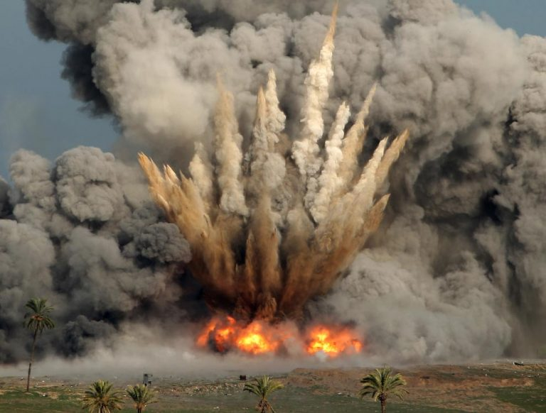 Ισραηλινοί βομβάρδισαν τη Γάζα | Newsit.gr