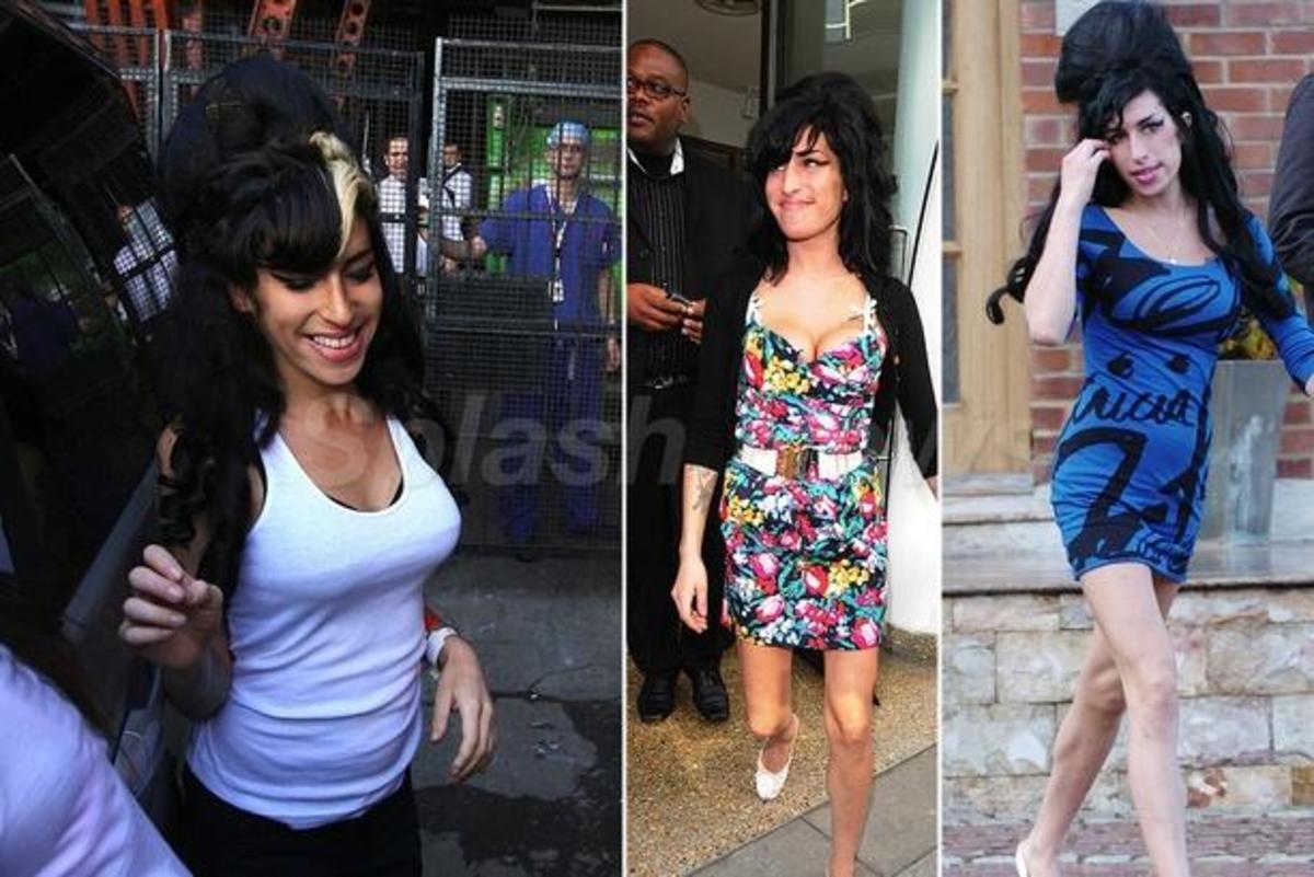 Η Winehouse και το «ελαττωματικό» στήθος!   Newsit.gr