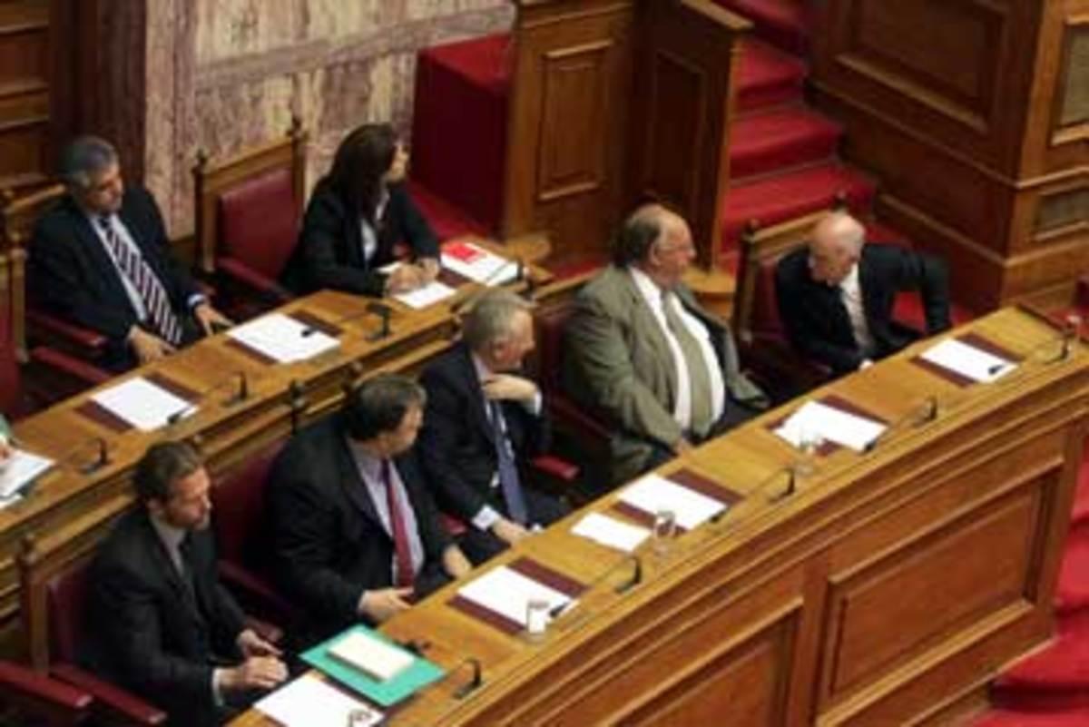 Στη Βουλή οι προγραμματικές δηλώσεις | Newsit.gr