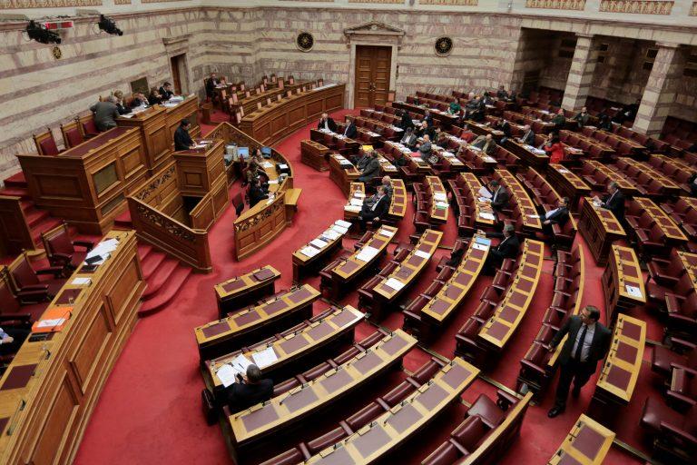 Μπάχαλο για τις πράξεις νομοθετικού περιεχομένου – Αποχώρησαν ΚΚΕ, ΣΥΡΙΖΑ, Χρυση Αυγή   Newsit.gr