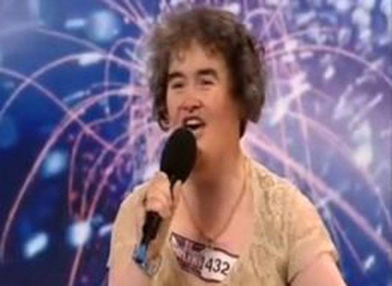 Συνεχίζεται η επιτυχία για την Susan Boyle | Newsit.gr