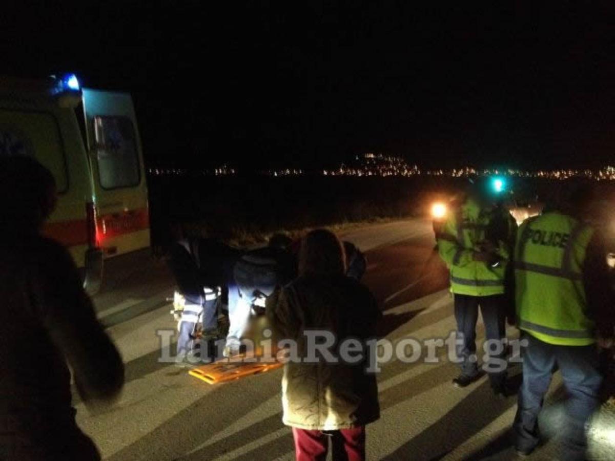 Φθιώτιδα: Πετάχτηκε στον δρόμο με τα χέρια ψηλά και τον παρέσυρε αυτοκίνητο! | Newsit.gr