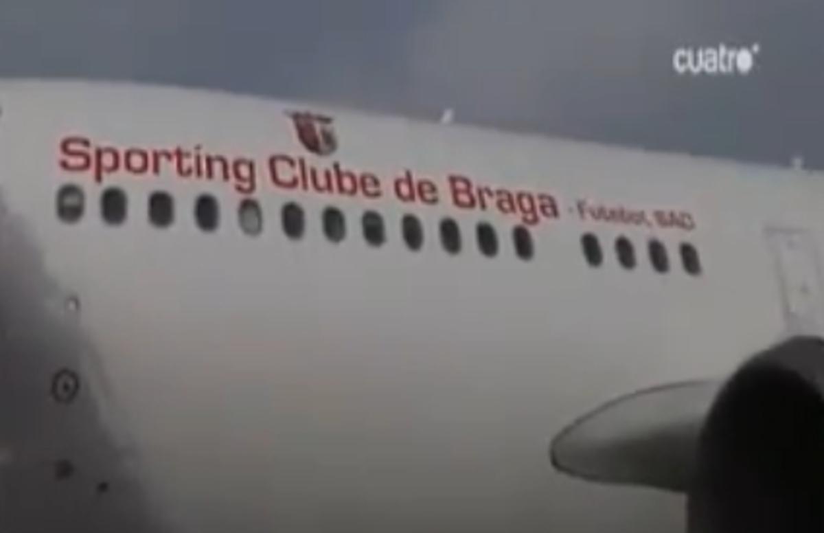 To είδαμε κι αυτό: Με αεροπλάνο της Μπράγκα ταξίδεψε η Μπαρτσελόνα!   Newsit.gr