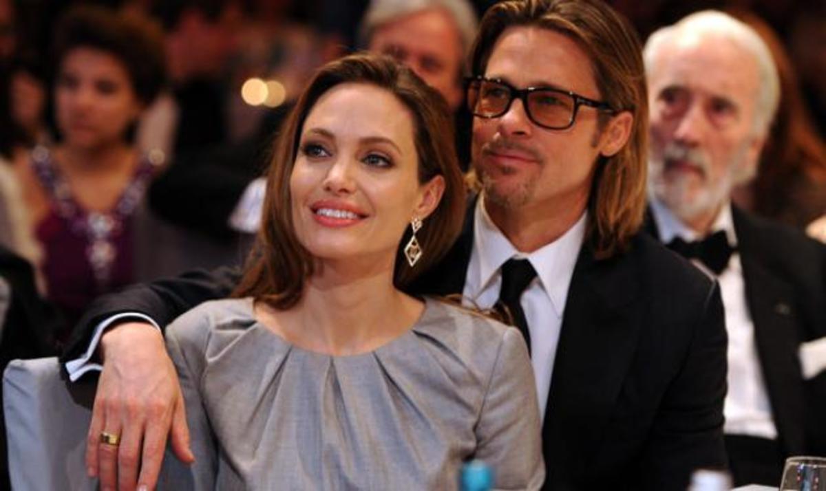 Επιτέλους! Η Angelina Jolie και ο Brad Pitt αρραβωνιάστηκαν | Newsit.gr