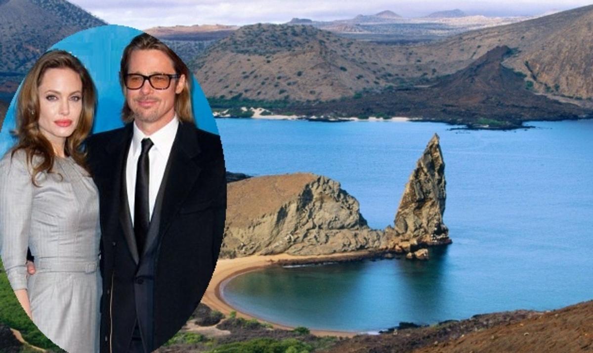 Brangelina: Ρομαντικό ταξίδι στα νησιά Γκαλαπάγκος για να γιορτάσουν τον αρραβώνα τους! | Newsit.gr