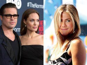 Σατανικό! Η Jolie ήθελε μάρτυρα την Aniston εναντίον του Pitt!