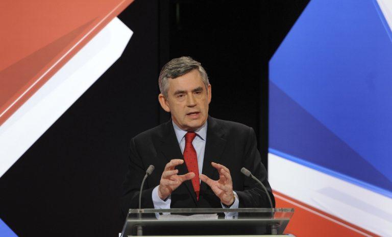 Επίθεση στην Goldman Sachs από τον βρετανό πρωθυπουργό | Newsit.gr