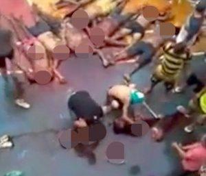 Βίντεο σοκ από τις φυλακές της Βραζιλίας: Αποκεφαλισμοί, αίματα και πτώματα παντού