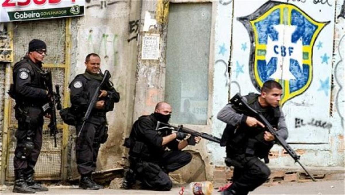 Βραζιλία: Hi-tech γυαλιά που εντοπίζουν τους υπόπτους για την αστυνομία! | Newsit.gr