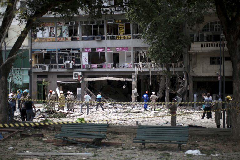 Έκρηξη με τρεις νεκρούς σε εστιατόριο στη Βραζιλία   Newsit.gr