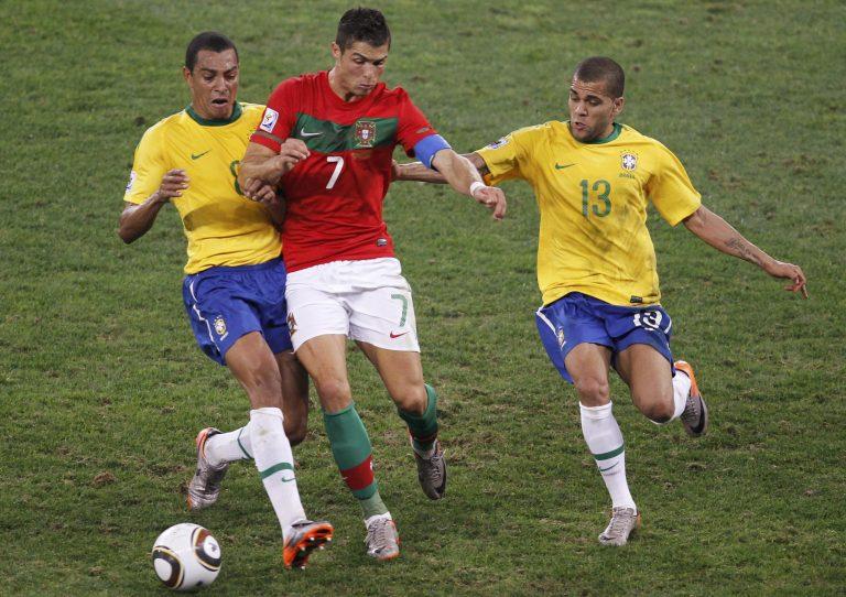 Βολική ισοπαλία και πρόκριση για Βραζιλία, Πορτογαλία | Newsit.gr