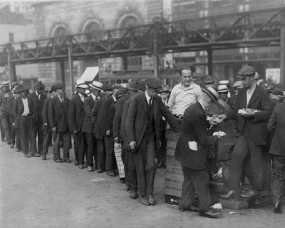 Εφιαλτική πρόβλεψη για το 2013 – Η ανεργία θα είναι όση ήταν το 1930 με την Μεγάλη Ύφεση   Newsit.gr
